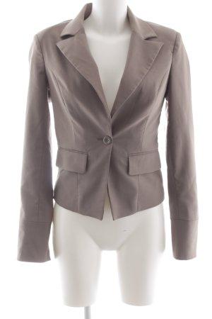 Vero Moda Kurz-Blazer graubraun Business-Look