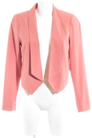 Vero Moda Kurz-Blazer lachs Business-Look