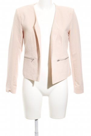 Vero Moda Kurz-Blazer rosé Business-Look