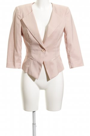 Vero Moda Kurz-Blazer rosé Casual-Look