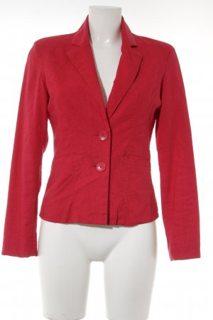 Vero Moda Kurz-Blazer rot Business-Look