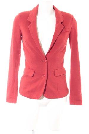 Vero Moda Kurz-Blazer rot Casual-Look