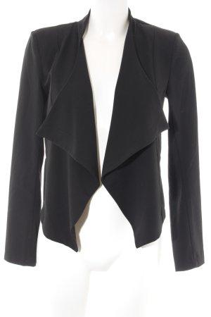 Vero Moda Kurz-Blazer schwarz Business-Look
