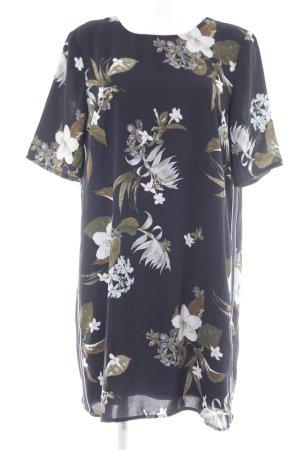 Vero Moda Kurzarmkleid Blumenmuster Elegant