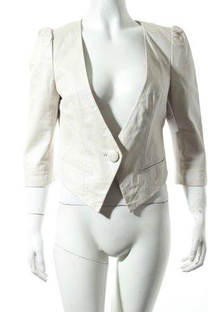 Vero Moda Kurzjacke hellbeige klassischer Stil