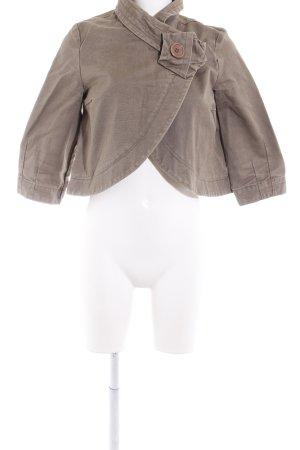 Vero Moda Kurzjacke khaki Street-Fashion-Look