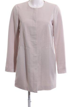 Vero Moda Kurzmantel pink Business-Look