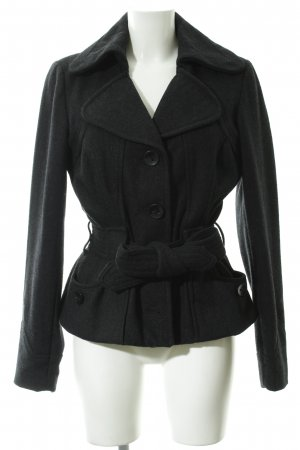 Vero Moda Short Coat anthracite-black casual look