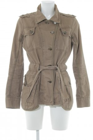 Vero Moda Short Coat light brown casual look