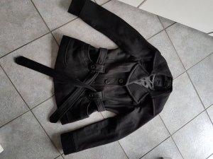 Vero Moda Kurzmantel schwarz Gr. L