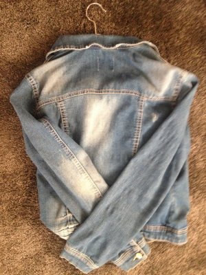 Vero Moda Langärmelige Jeansjacke blau Gr. 38