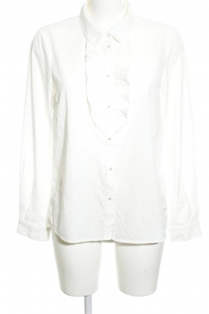 Vero Moda Langarm-Bluse weiß Elegant