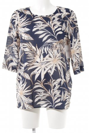 Vero Moda Langarm-Bluse mehrfarbig Street-Fashion-Look