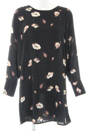 Vero Moda Langarmkleid florales Muster Elegant