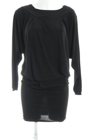 Vero Moda Langarmkleid schwarz Elegant