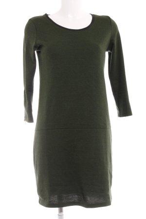 Vero Moda Langarmkleid waldgrün-dunkelgrün Business-Look