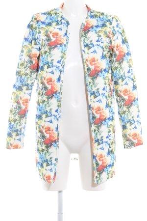 Vero Moda Veste longue motif floral style extravagant