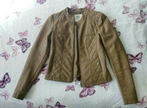 Vero Moda Leather Jacket multicolored