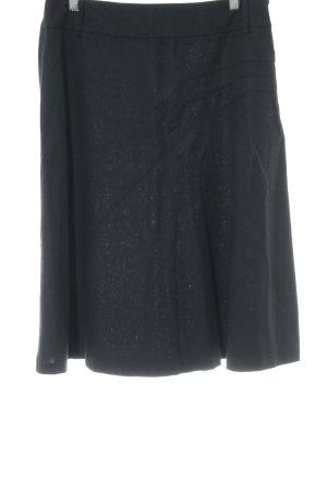 Vero Moda Leinenrock schwarz schlichter Stil