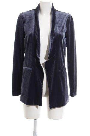 Vero Moda Long-Blazer blau Business-Look