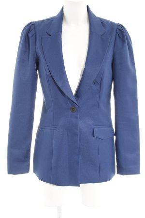 Vero Moda Long-Blazer dunkelblau Elegant