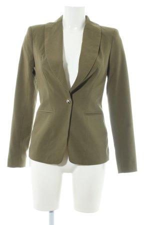 Vero Moda Long-Blazer khaki Business-Look
