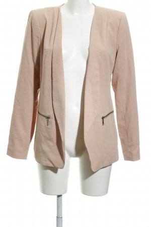 Vero Moda Long Blazer pink business style