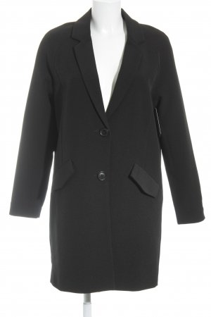 Vero Moda Long-Blazer schwarz Brit-Look