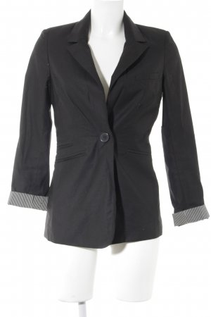 Vero Moda Long-Blazer schwarz Business-Look