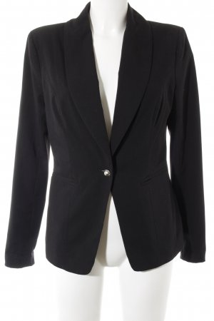 Vero Moda Long-Blazer schwarz Casual-Look