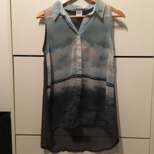 Vero Moda Longbluse mit Print