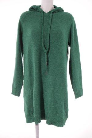 Vero Moda Longpullover grün Casual-Look