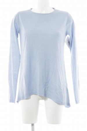 Vero Moda Longpullover himmelblau Casual-Look