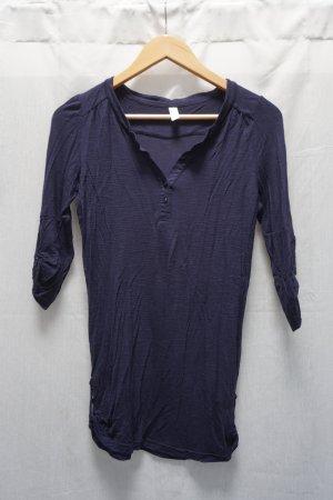 Vero Moda Longshirt, ¾ Ärmel, dunkelblau, einwanfrei, Gr. S