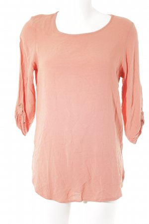 Vero Moda Longshirt apricot-orange Casual-Look
