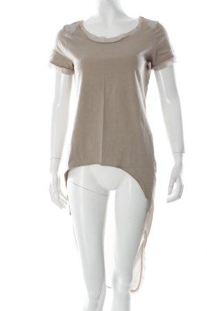 Vero Moda Longshirt graubraun Casual-Look