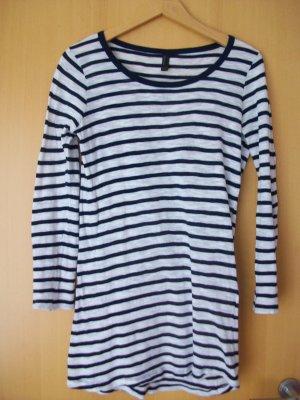 Vero Moda Longshirt mit Streifen, Größe XS