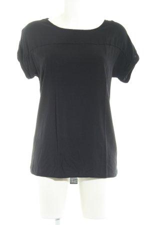 Vero Moda Longshirt schwarz Casual-Look