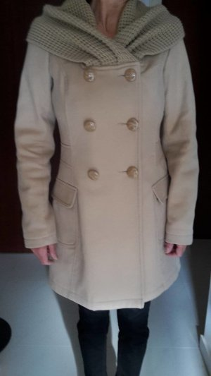 Vero Moda Mantel Beige Gr. 42