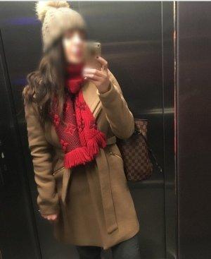 Vero Moda Wool Coat multicolored
