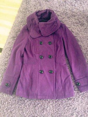 vero moda mantel s lila wie neu