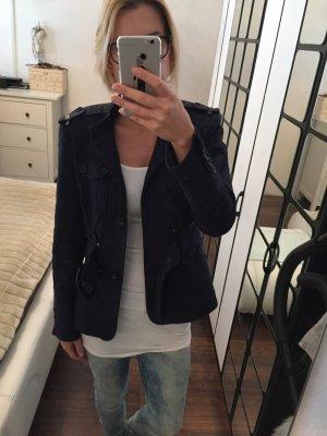 Vero Moda Marine-Stil Kurzjacke Jacke Blazer blau 38 S M