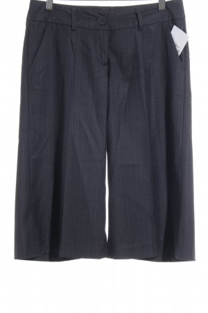Vero Moda Marlene Trousers dark blue pinstripe