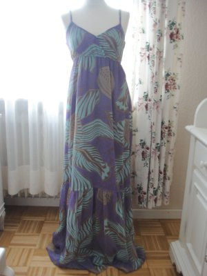 Vero Moda Maxi Kleid Sommer bunt S