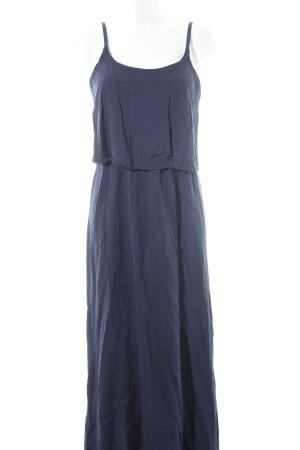 Vero Moda Maxikleid blau-dunkelblau Beach-Look