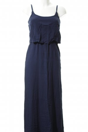 Vero Moda Maxikleid dunkelblau Casual-Look