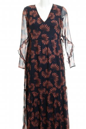 Vero Moda Maxikleid florales Muster Casual-Look
