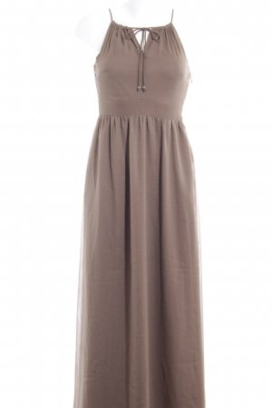 Vero Moda Maxi Dress light brown elegant