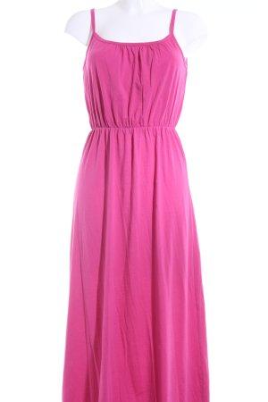 Vero Moda Vestido largo rosa look casual