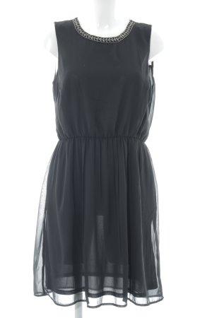 Vero Moda Midi-jurk zwart elegant